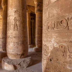 Tour to Dandara and Abydos Temples from Safaga Port