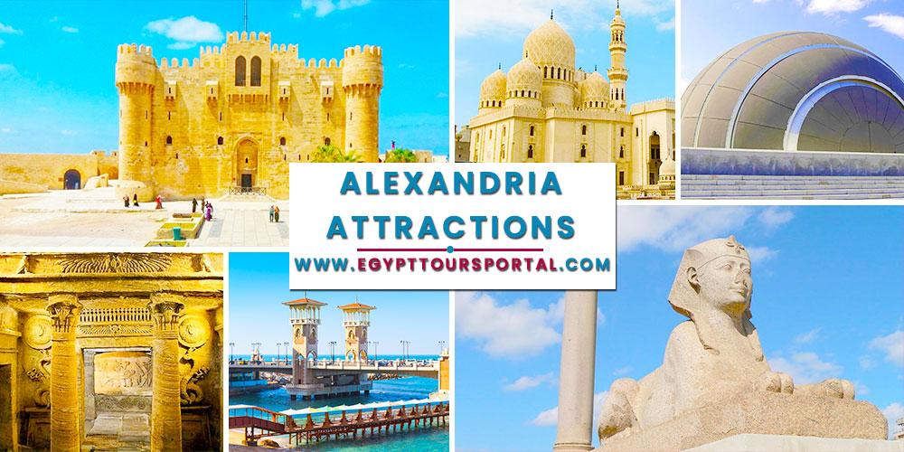 Alexandria Attractions - Egypt Tours Portal