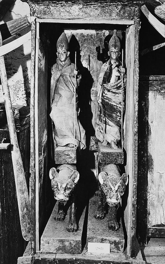 Treasures of King Tut Tomb - Egypt Tours Portal