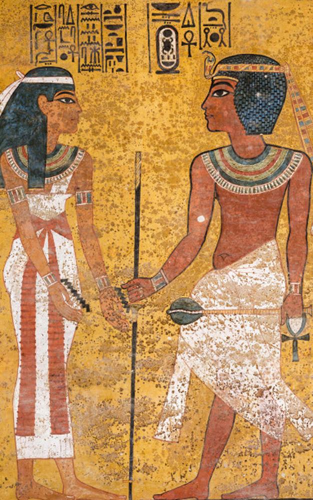 king tut tomb conservation - egypt tours portal