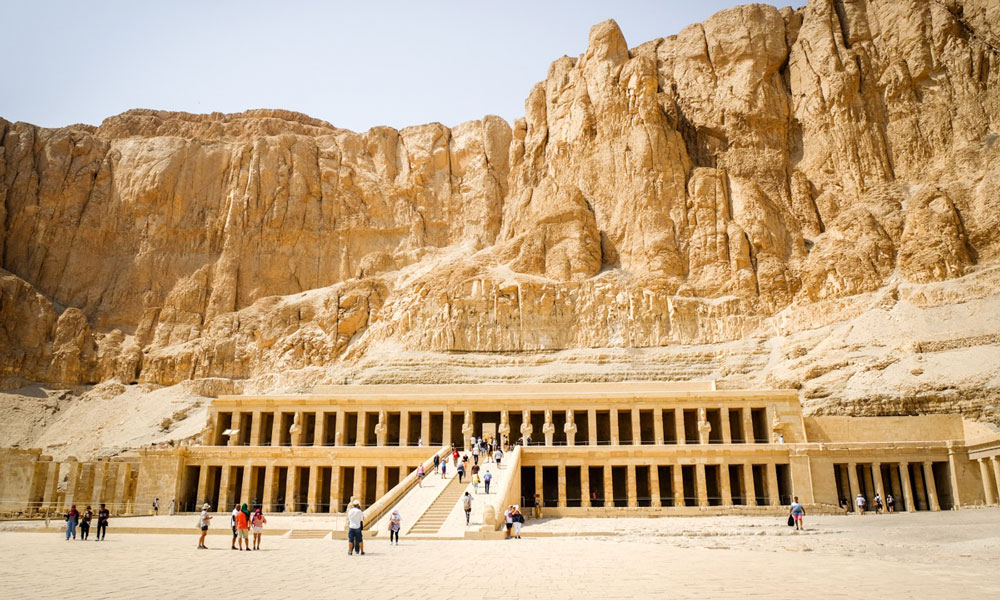 Hatshepsut Temple - Egypt Tours Portal