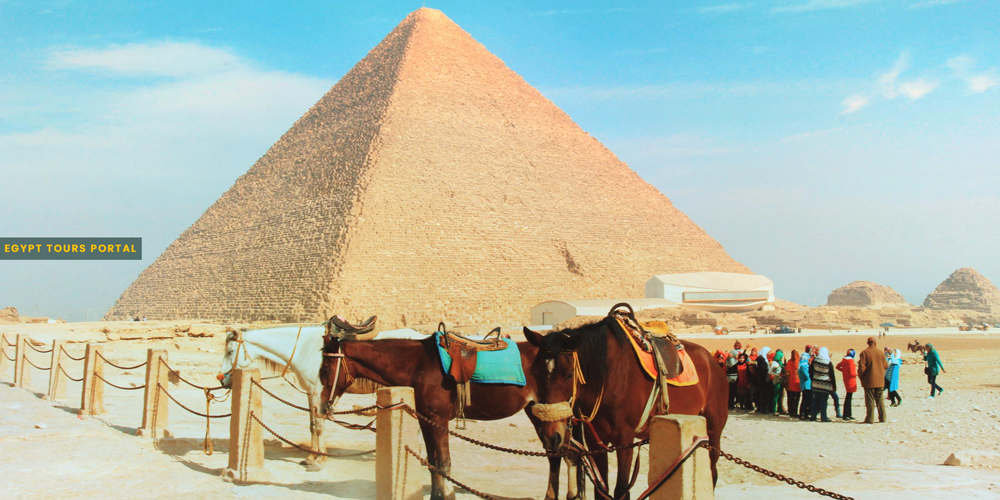 The Great Pyramid of Khufu - Egypt Tours Portal