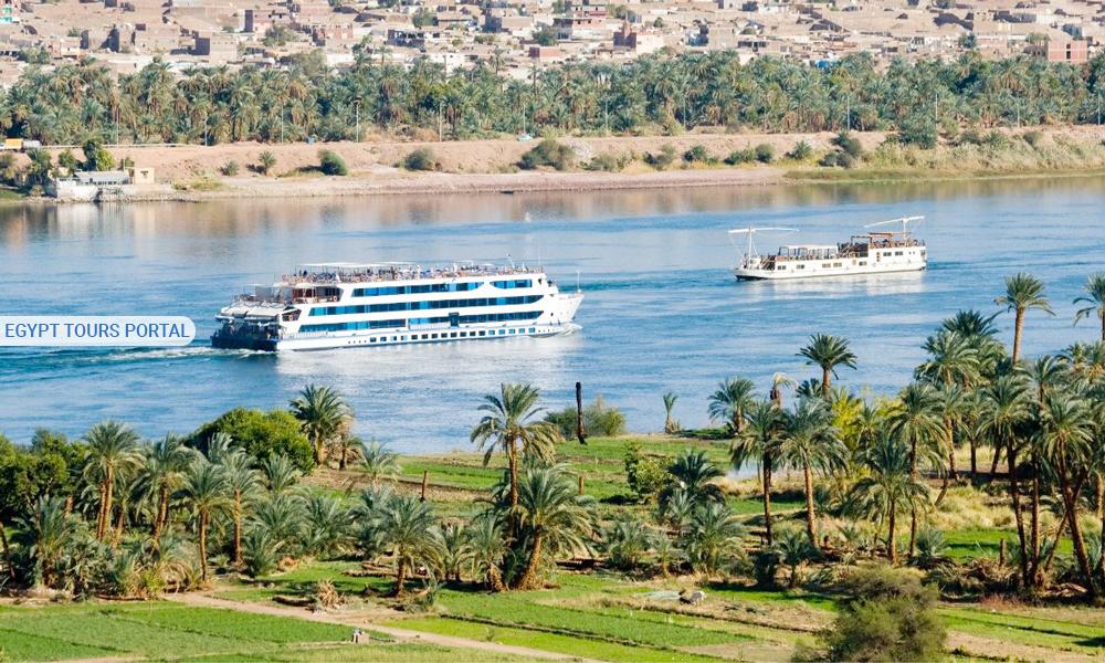 Nile River Cruise - Best Time to Visit Egypt - Egypt Tours Portal