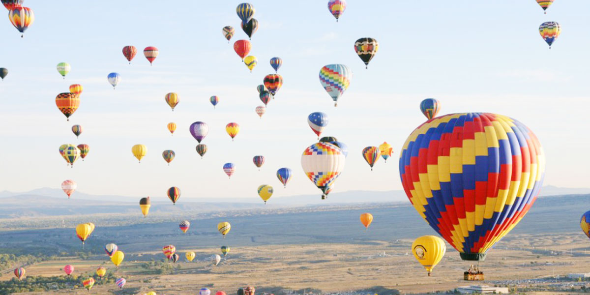 Hot Air Balloon Rid - Things to do in Luxor - Egypt Tours Portal