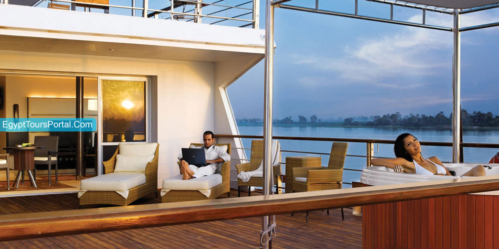 Nile River Cruise Categories - Egypt Tours Portal
