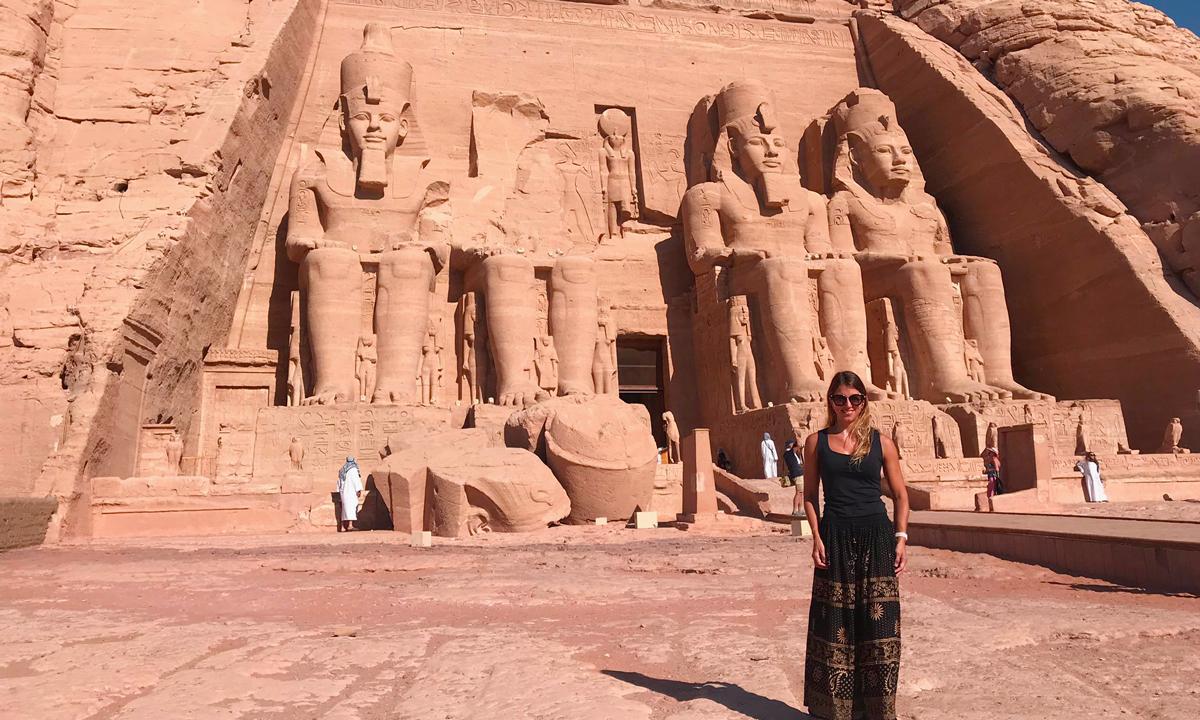 5 Days Solo Woman Explore Egypt Wonders Egypt Tours Portal