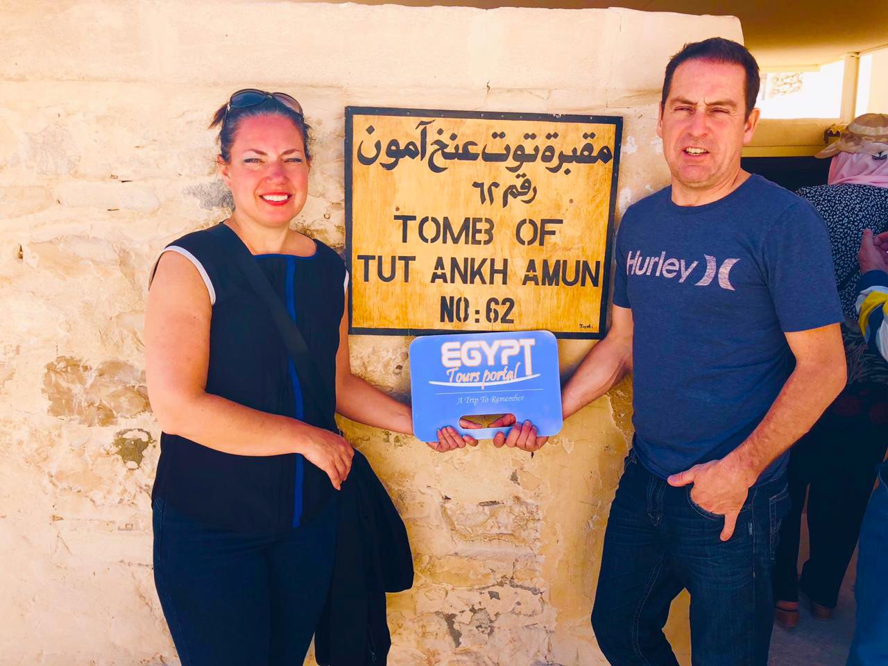 Customers of Egypt Tours Portal