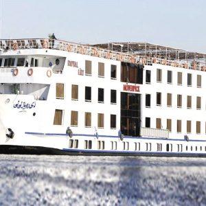 Luxury Movenpick MS Royal Lily Nile Cruise