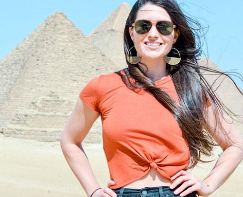Solo Woman Egypt Tours