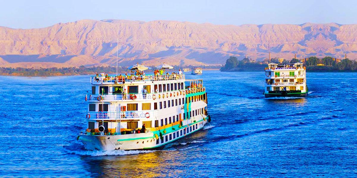 Nile River Cruise Information - Egypt Tours Portal