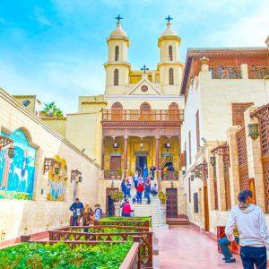 Coptic Cairo Day Tour