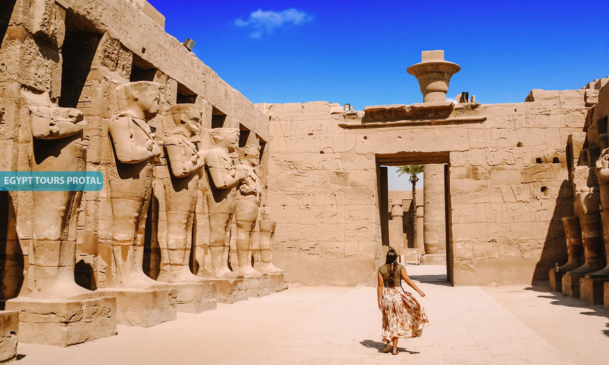 Sculptures In Ancient Egypt - Egypt Tours Portal