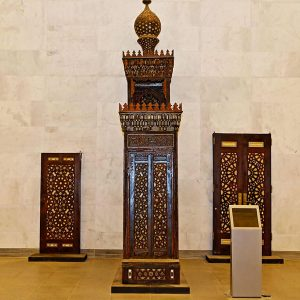 The National Museum of Egyptian Civilization Gallery 3 - Egypt Tours Portal